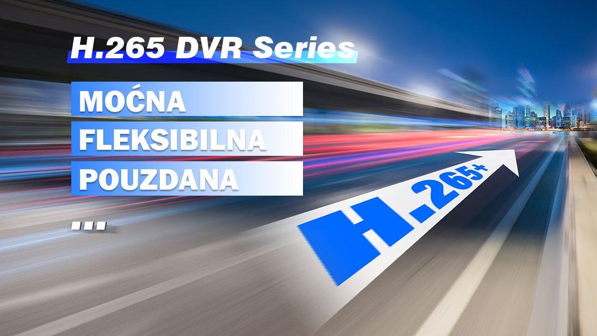 H.265 DVR Series